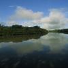 Un bras de l'Amazone dans les environ de Manaus (Brésil) © Jean Barbery