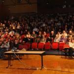 Le public venu nombreux !